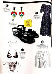 On Grazia UK Agosto 2013